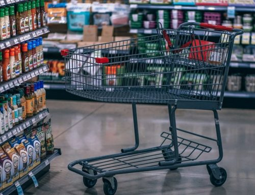 Sparen beim Lebensmittelkauf