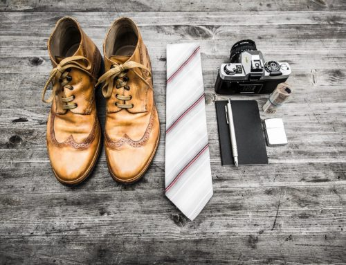 Krawatten in Hülle und Fülle