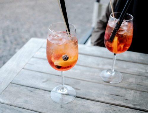 Beliebte alkoholische Getränke
